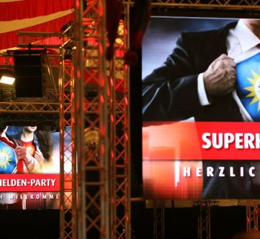 Gauselmann AG - Superhelden-Party