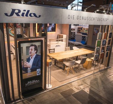 Rila - EDEKA Innovationsmesse 18